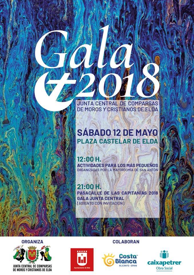 Gala 2018 De Moros Y Cristianos Valle De Elda