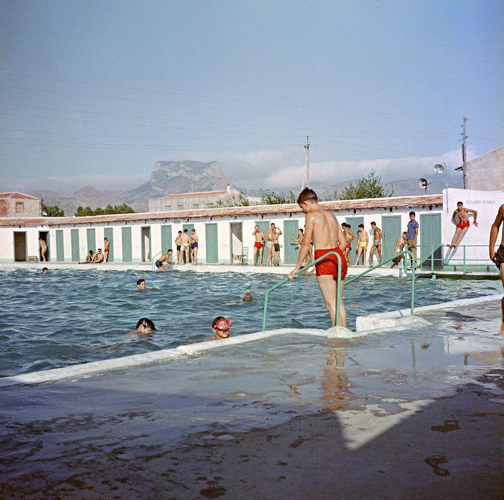Elda inaugura la piscina el lido valle de elda for Hablemos de piscinas