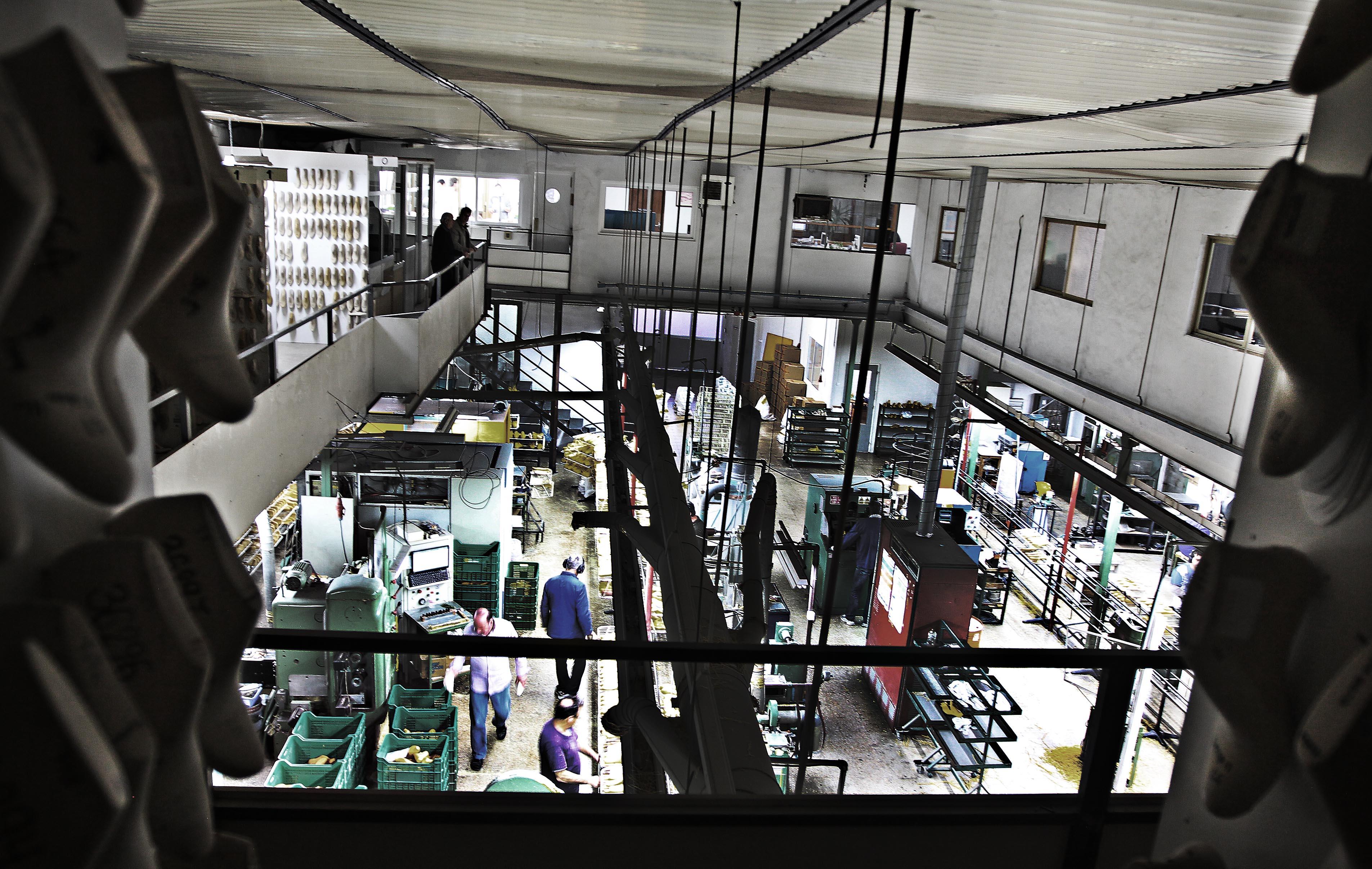 df15f4e7 Empresas de la industria del calzado de Elda y Petrer: retos de presente y  futuro