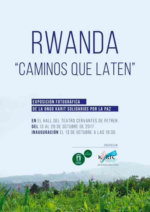 Rwanda - caminos que laten