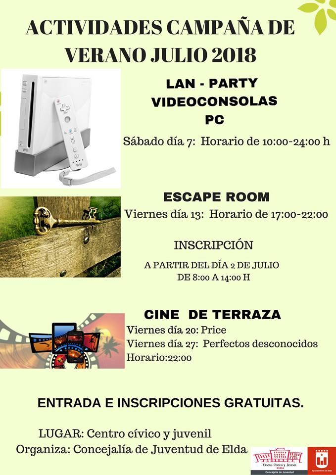 The Scape Room El Juego