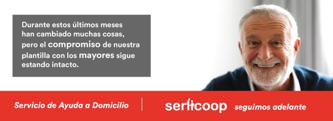 [Noticias dentro al final] Serlicoop ayuda a domicilio noviembre 2020