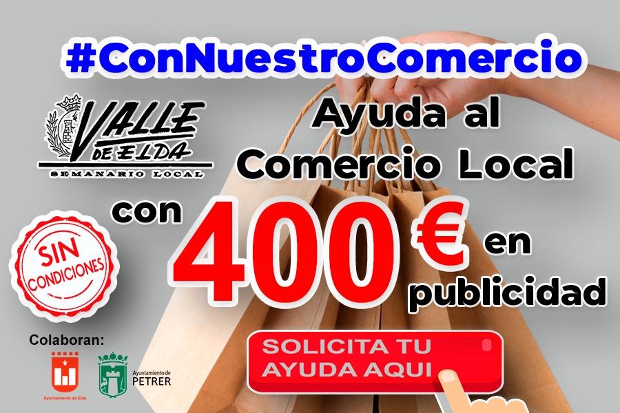 [Robapáginas] #ConNuestroComercio